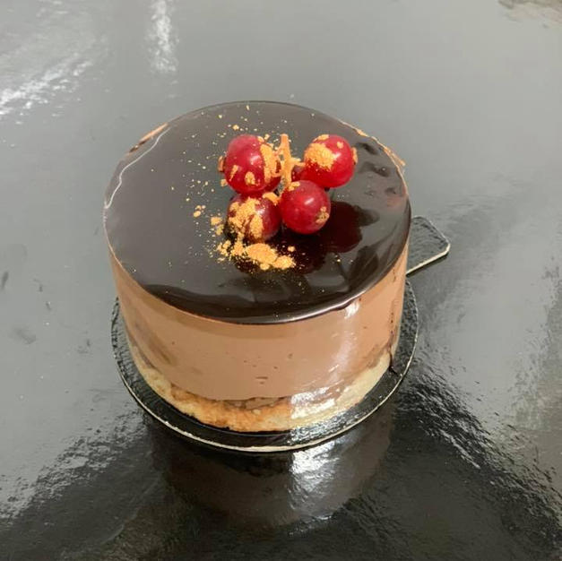 Le royal ou 3 chocolats 3.40