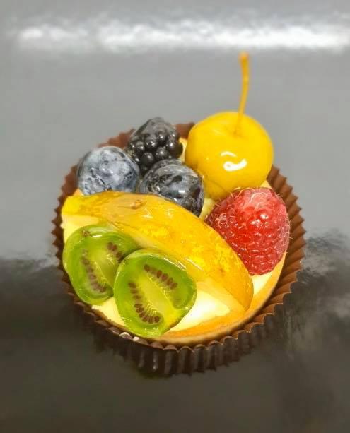 Tarte fruits 2.90€