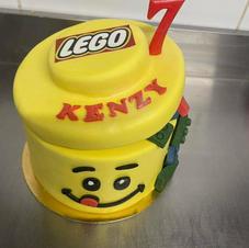 cake design légo