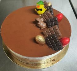 Trois chocolat ou Royal ou plaisir
