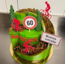 cake design vélo