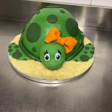 cake design tortue
