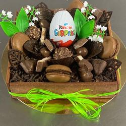 Cagette Chocolat ou nutella