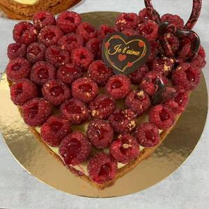 Tarte Framboise ou fraise