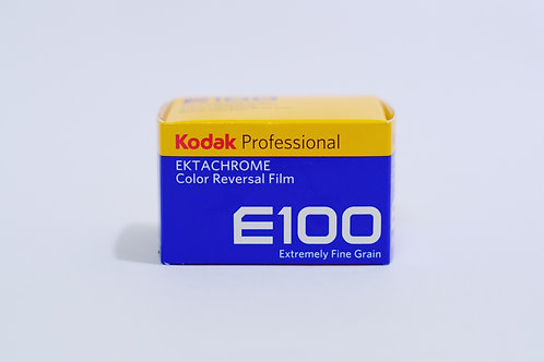 Kodak Ektachrome e100