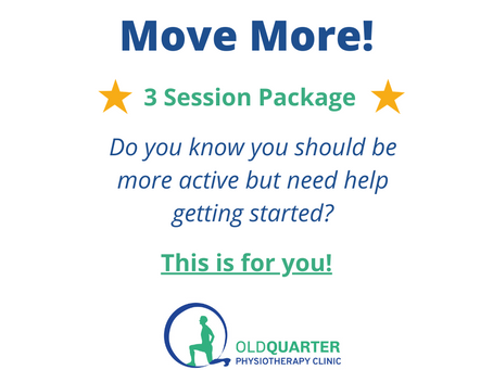 Helping you to Move More!
