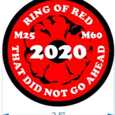RING OF RED 2020 THAT DID NOT GO AHEAD