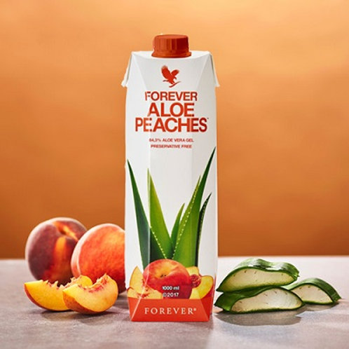 Aloe Peaches