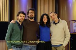 Dialoganduo Studio Session