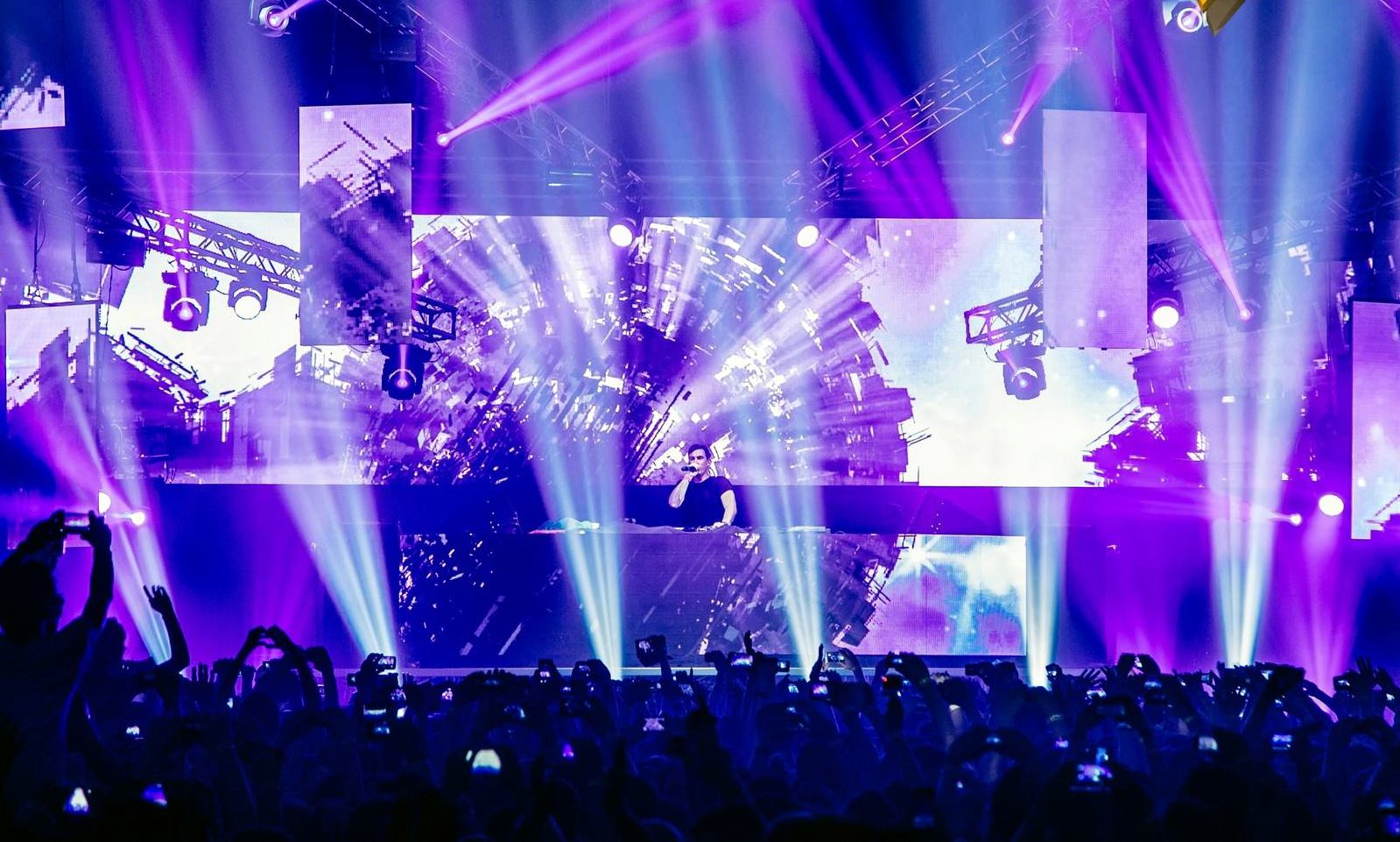 DJ Hardwell (Rimini 2014)