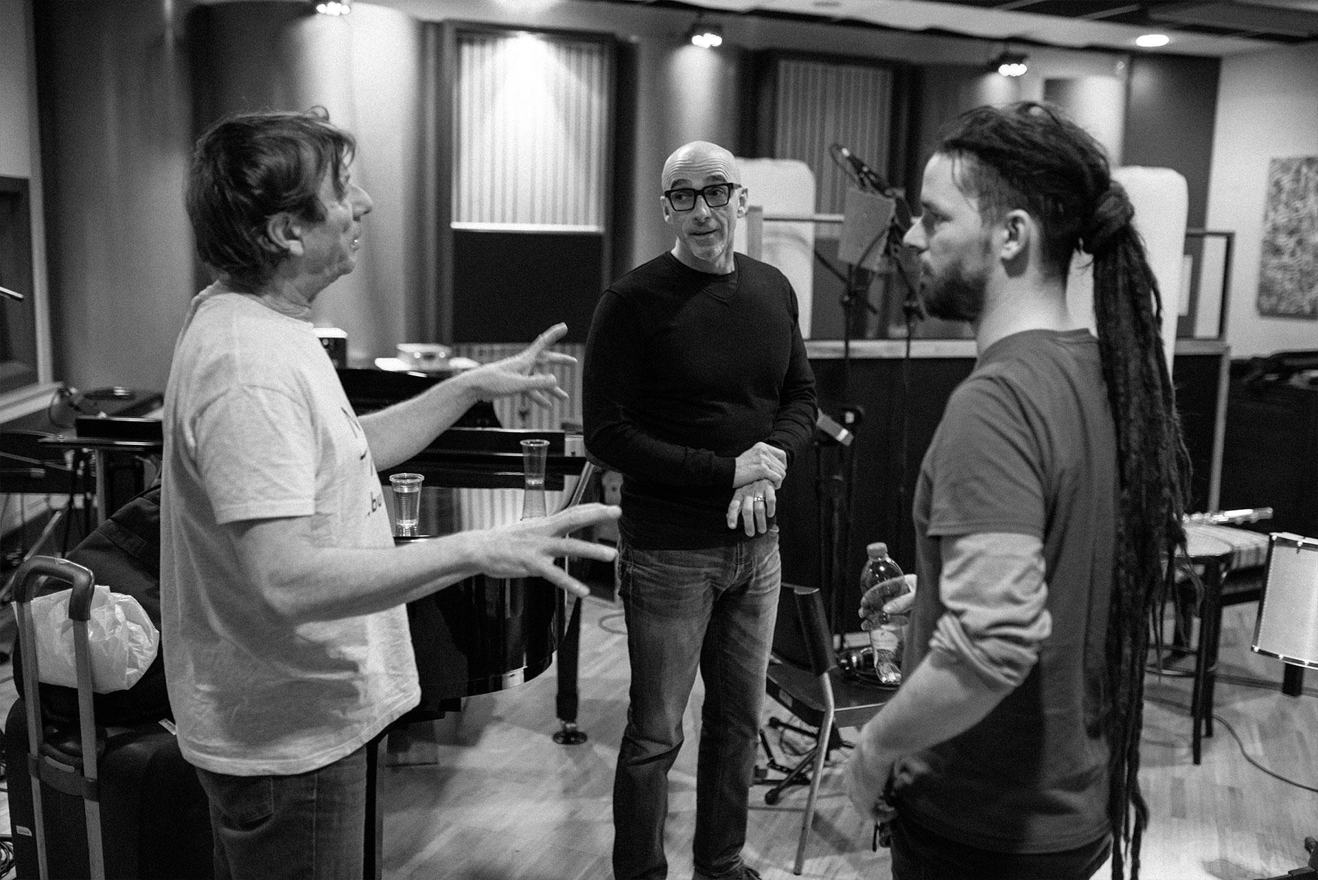 Massimo De Mattia Studio Session