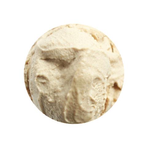 Helado especiado estilo Chai Latte