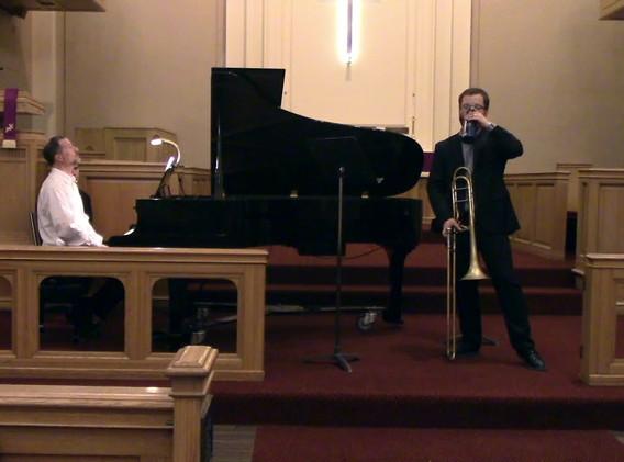 Trombone Concerto - Henri Tomasi