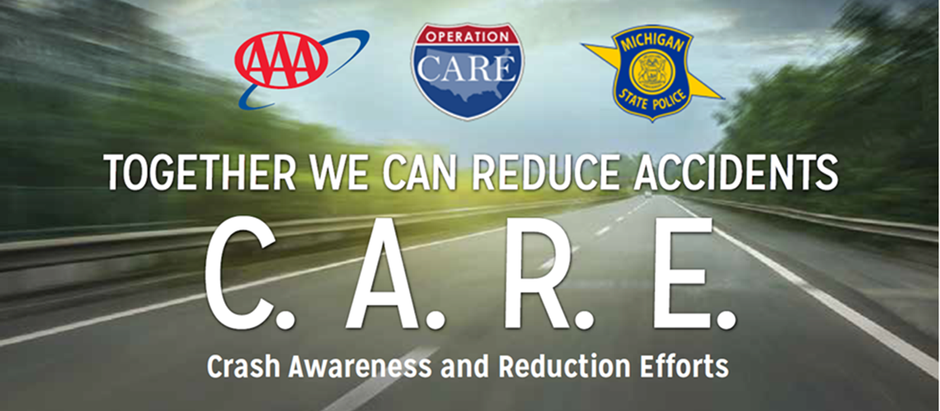 AAA Michigan, Michigan State Police team up for Operation C.A.R.E.