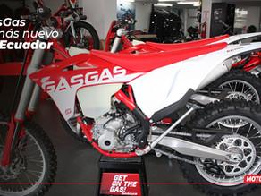 GasGas, una moto divertida y efectiva para el OFF-ROAD
