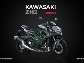 Kawasaki ZH2: una naked supercargada