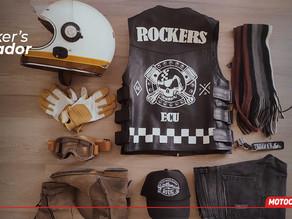 """PRC Rocker´s Ecuador""... El cafe Racer como tendencia motociclista."