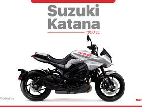 """Suzuki katana: Un """"arma"""" samurái vuelve a las calles de Ecuador"""