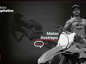 """Mateo Restrepo: """"Los pilotos debemos aprovechar el tiempo y entrenar"""""""