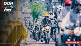 DGR Quito 2021: Una rodada diferente en apoyo de la salud masculina