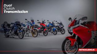 Dual Cluntch Transmission... el sistema de cambio automático de Honda