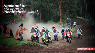 Amaguaña está lista para la tercera fecha del nacional de motocross