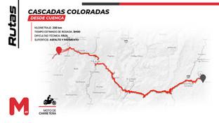 Ruta Cuenca- Limón- Cascadas Coloradas