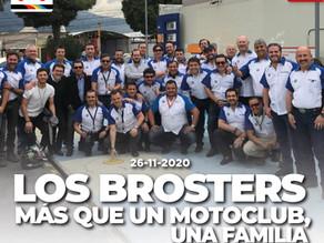 Los brosters, más que un motoclub, una familia