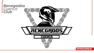 """""""Nadie se queda en la ruta"""" Renegados Cuenca, un club solidario"""
