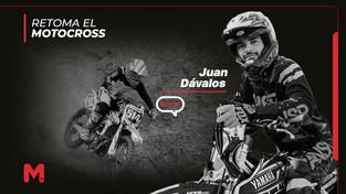 """El """"Cachorro"""" Dávalos vuelve al campeonato nacional de MX"""