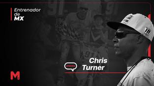 """Chris Turner: """"La técnica y el talento llegan con trabajo duro"""""""