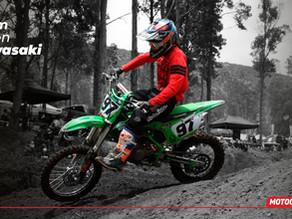Team Green Kawasaki... apoyo total en el MX nacional