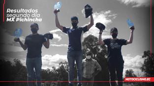 Resultados oficiales segunda jornada Provincial MX Pichincha