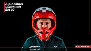 Alpinestars SM 10: El mejor casco, nos protege y nos da confianza para mejorar