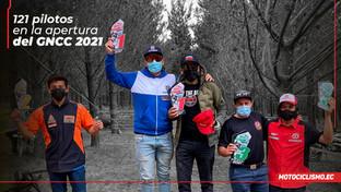 Escobar/Quelal ganaron el Cross Country en Pichincha