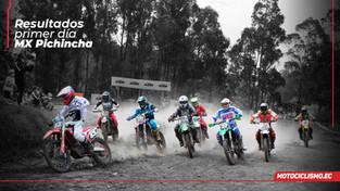 Resultados oficiales primer día de carreras de la primera válida del Provincial de Pichincha