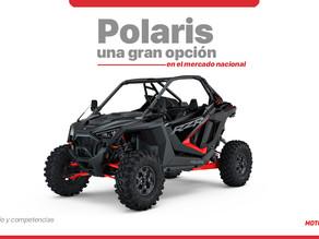 Polaris, una gran opción en el mercado de los UTV