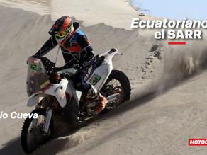 Mauricio Cueva Ojeda obtuvo el segundo lugar en la M2 del SARR 2021 en Argentina