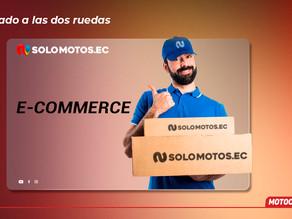 Solo Motos... Una plataforma de e-commerce dedicada a las dos ruedas