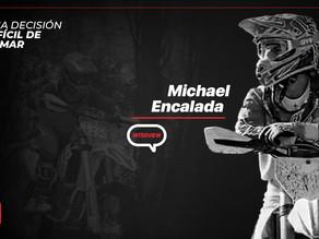 Michael Encalada: ¿Se retira de la competición? una decisión difícil de tomar