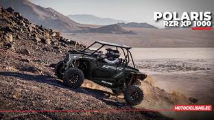 Polaris RZR XP 1000: poder extremo