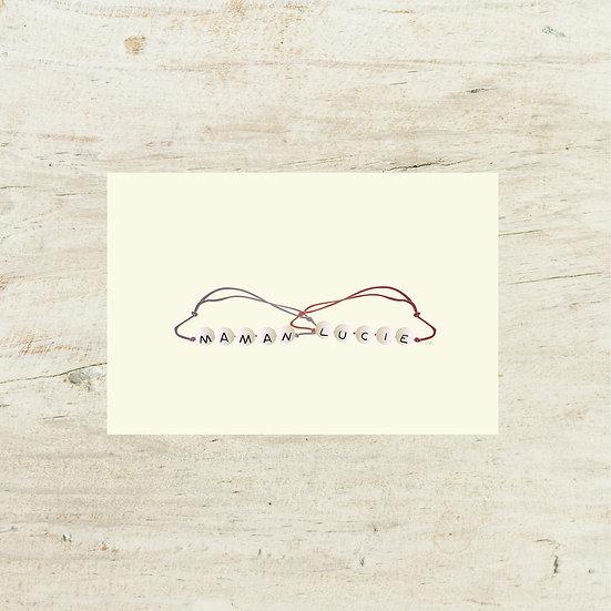 Carte - Bracelets