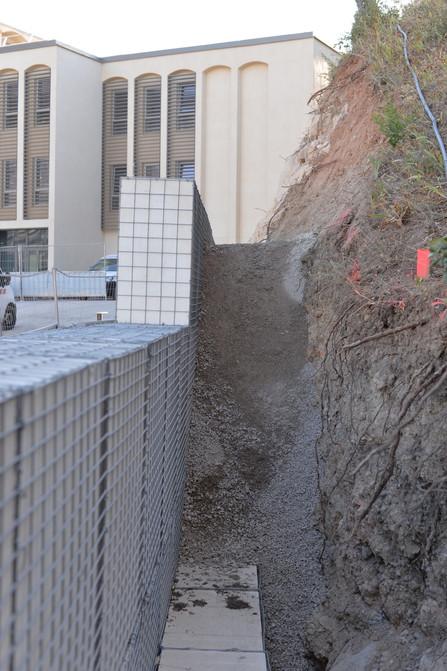 Grave ciment