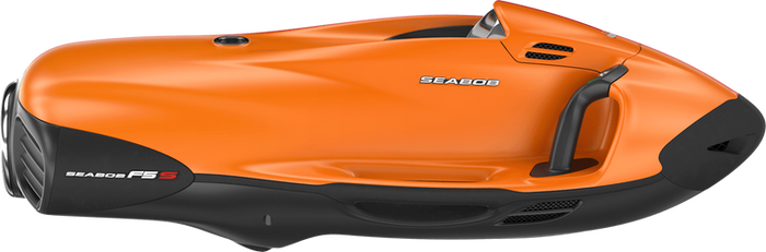 SEABOB F5 S: Basic Orange