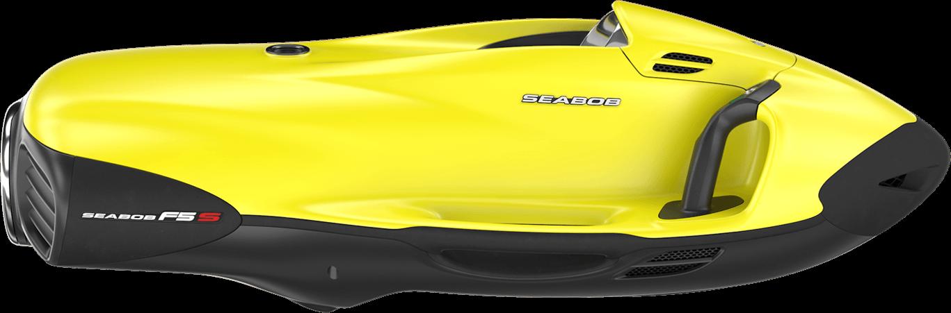 SEABOB F5 S: Basic Yellow