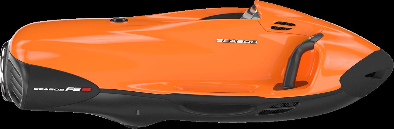 SEABOB F5 S: Lumex Orange