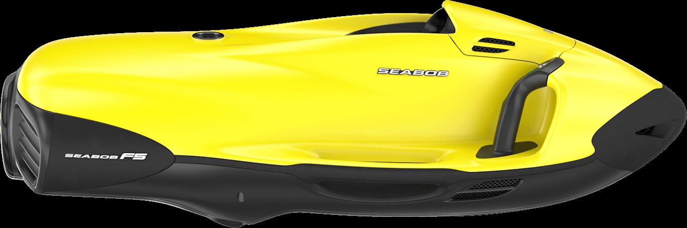 SEABOB F5: Basic Yellow