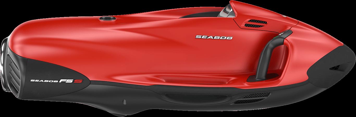 SEABOB F5 S: Basic Red