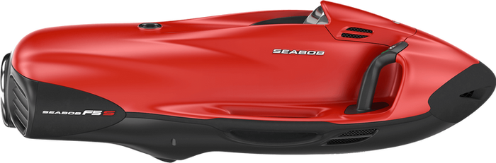 SEABOB F5 S: Basic Red
