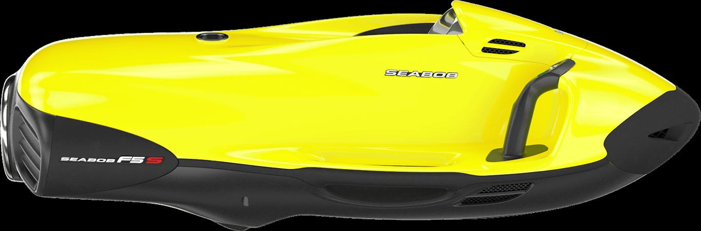 SEABOB F5 S: Lumex Yellow